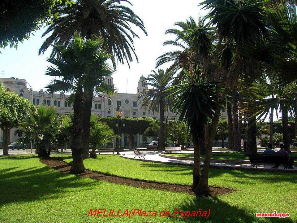 MELILLA(Plaza de España)