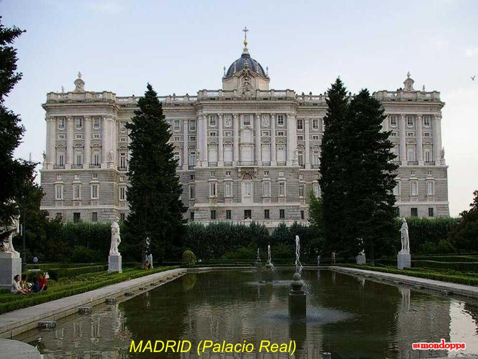 MADRID (Palacio Real)