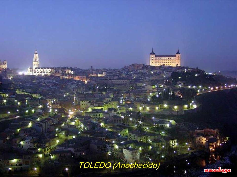 TOLEDO (Anochecido)