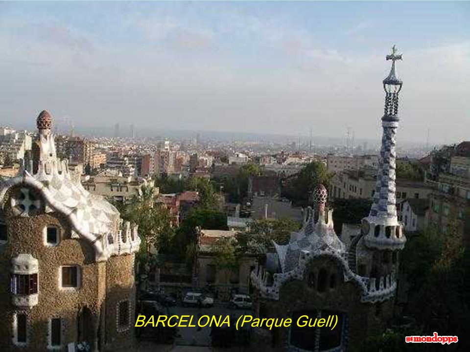 BARCELONA (Parque Guell)