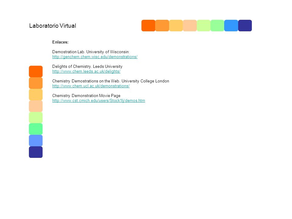 Laboratorio Virtual Enlaces: