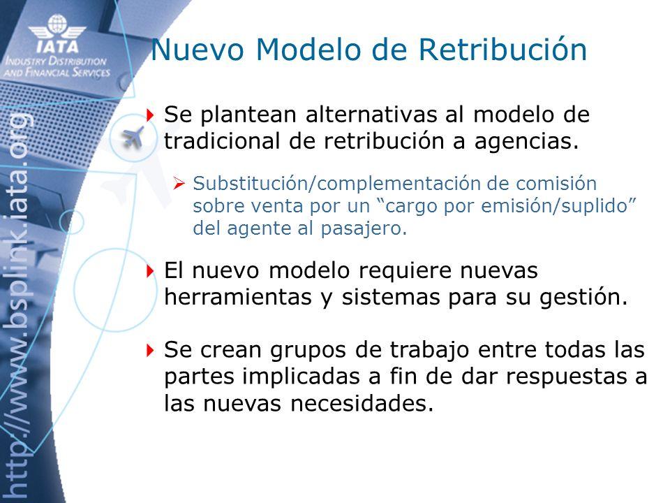 Nuevo Modelo de Retribución