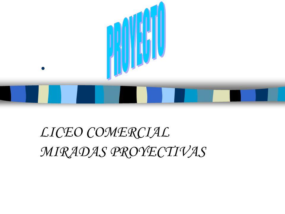 LICEO COMERCIAL MIRADAS PROYECTIVAS