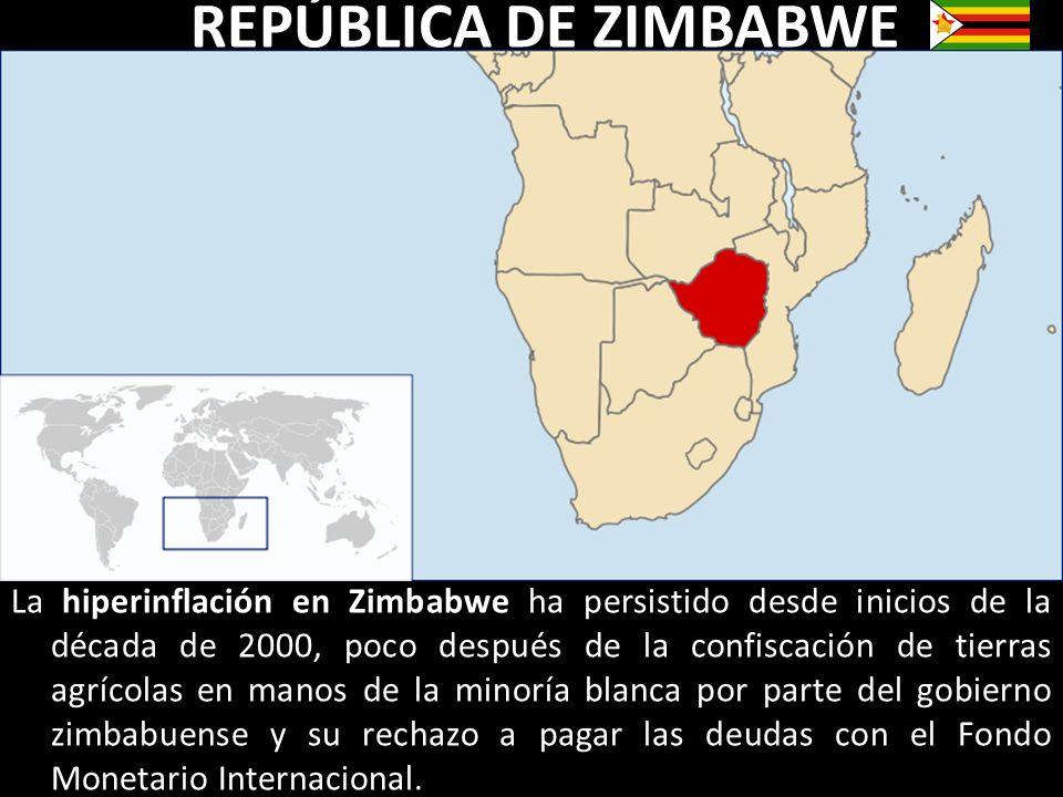REPÚBLICA DE ZIMBABWE