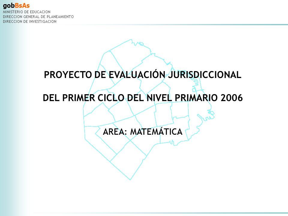 PROYECTO DE EVALUACIÓN JURISDICCIONAL