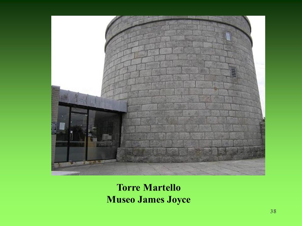 Torre Martello Museo James Joyce