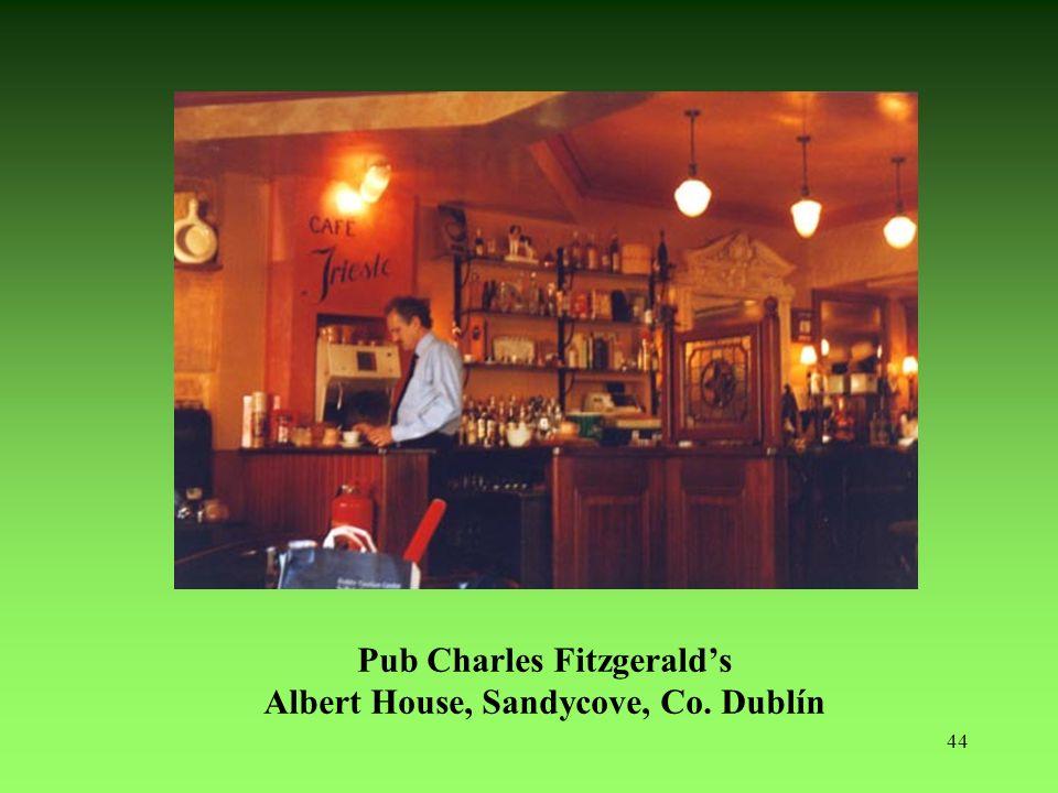 Pub Charles Fitzgerald's Albert House, Sandycove, Co. Dublín
