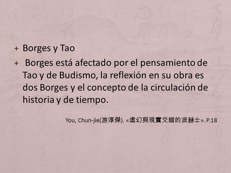 Borges y Tao