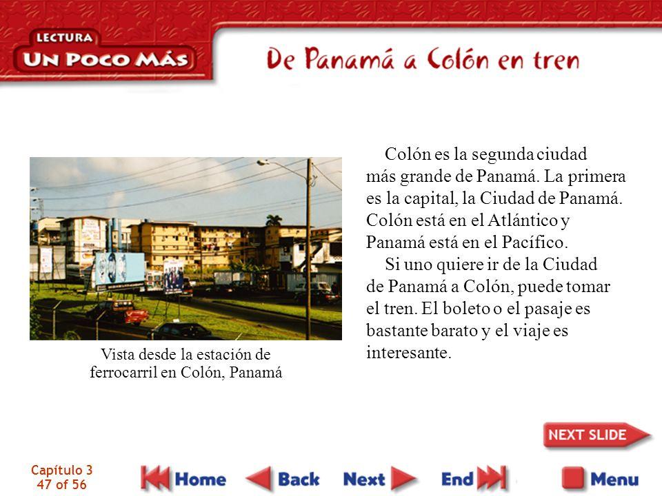 Colón es la segunda ciudad