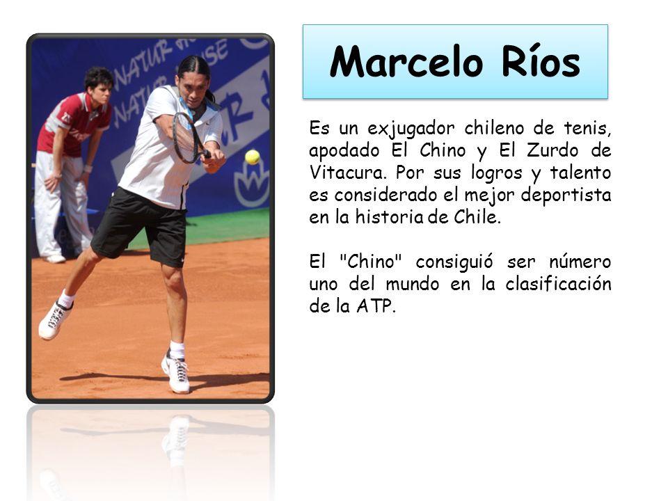 Marcelo Ríos