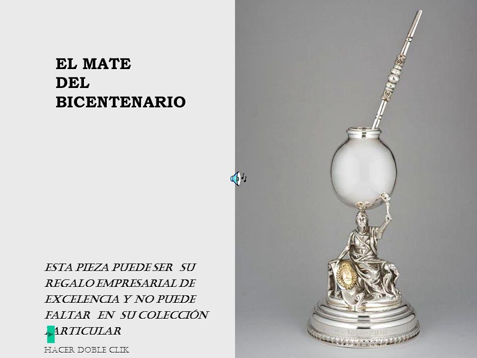 EL MATE DEL BICENTENARIO