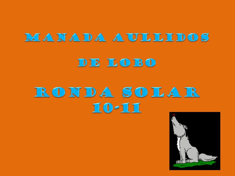 MANADA AULLIDOS DE LOBO RONDA SOLAR 10-11