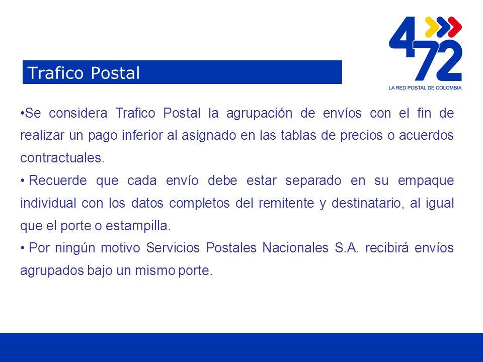 Trafico Postal