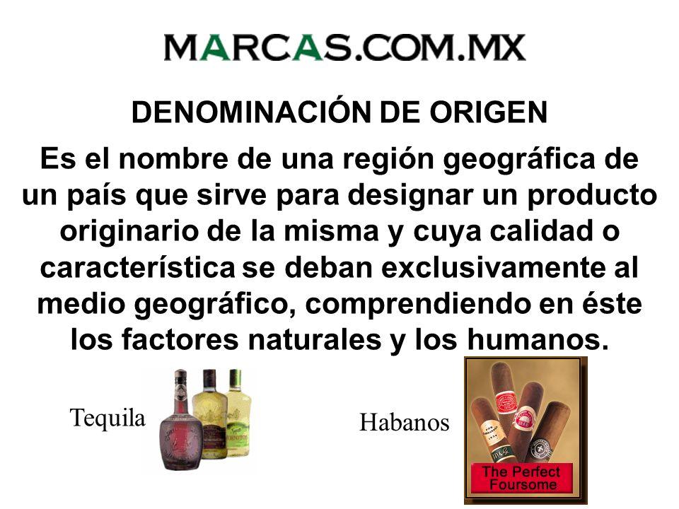 DENOMINACIÓN DE ORIGEN