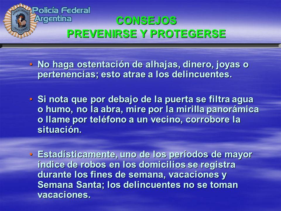 PREVENIRSE Y PROTEGERSE