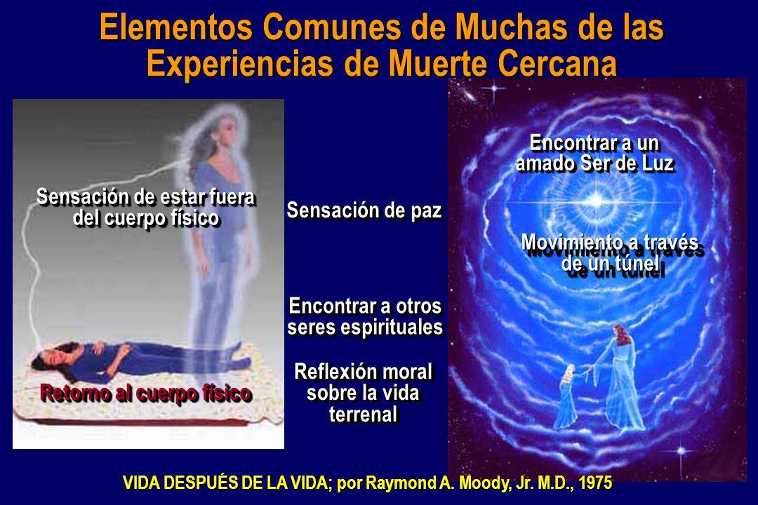 Elementos Comunes de Muchas de las Experiencias de Muerte Cercana