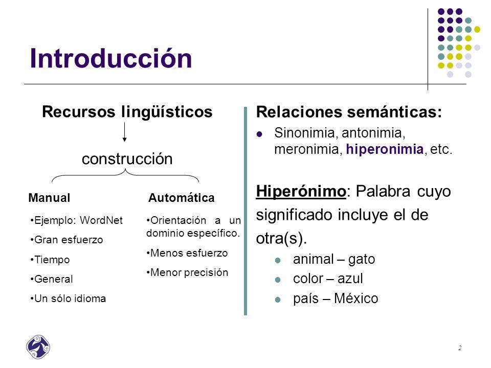 Recursos lingüísticos