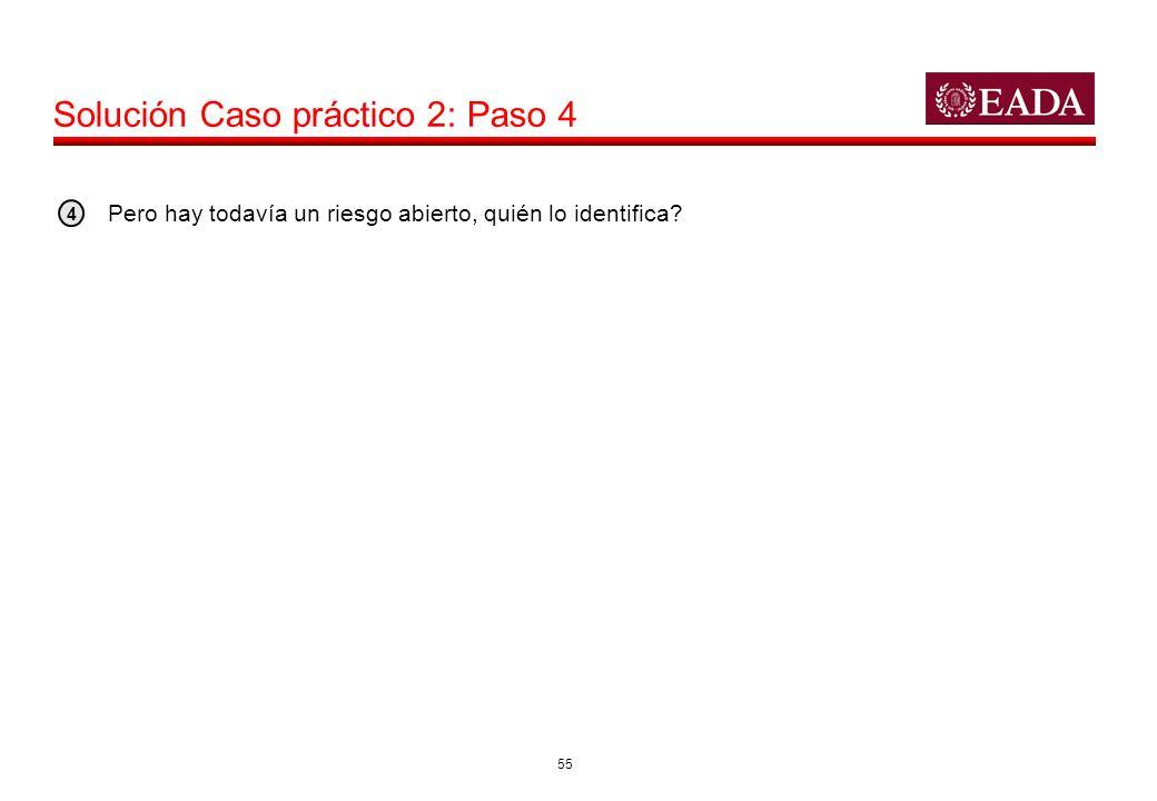 Solución Caso práctico 2: Paso 4