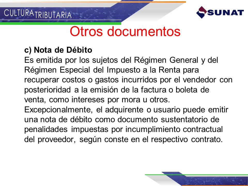 Otros documentos