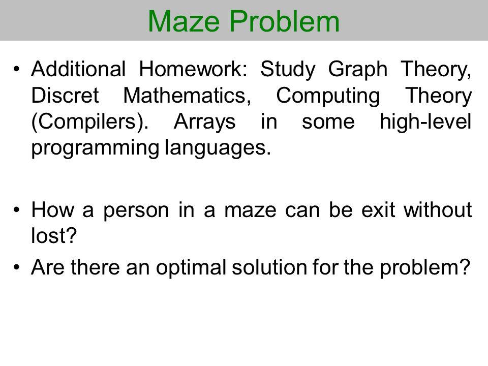 Maze Problem