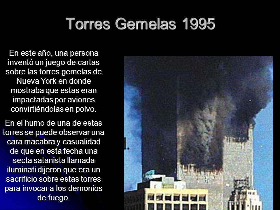 Torres Gemelas 1995