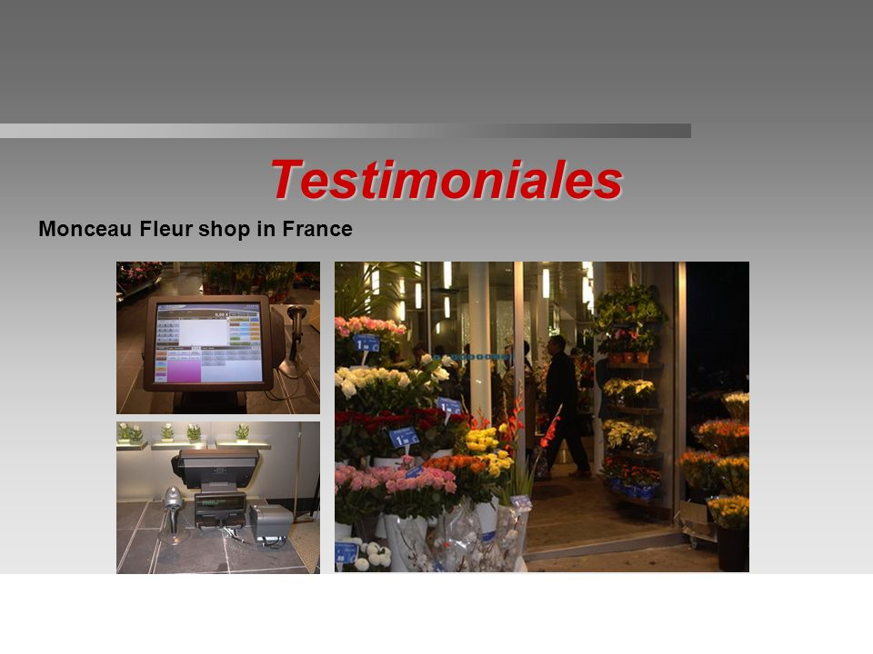 Monceau Fleur shop in France