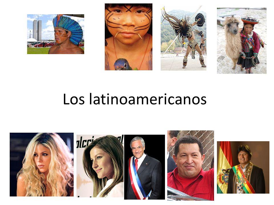 Los latinoamericanos
