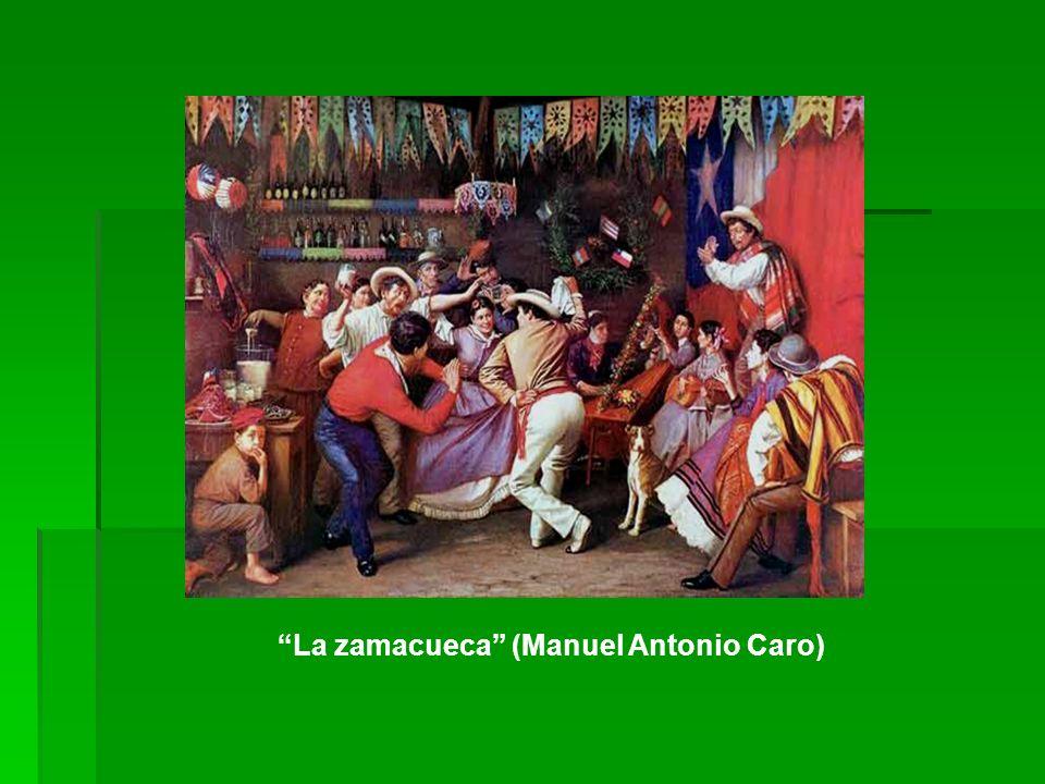 La zamacueca (Manuel Antonio Caro)