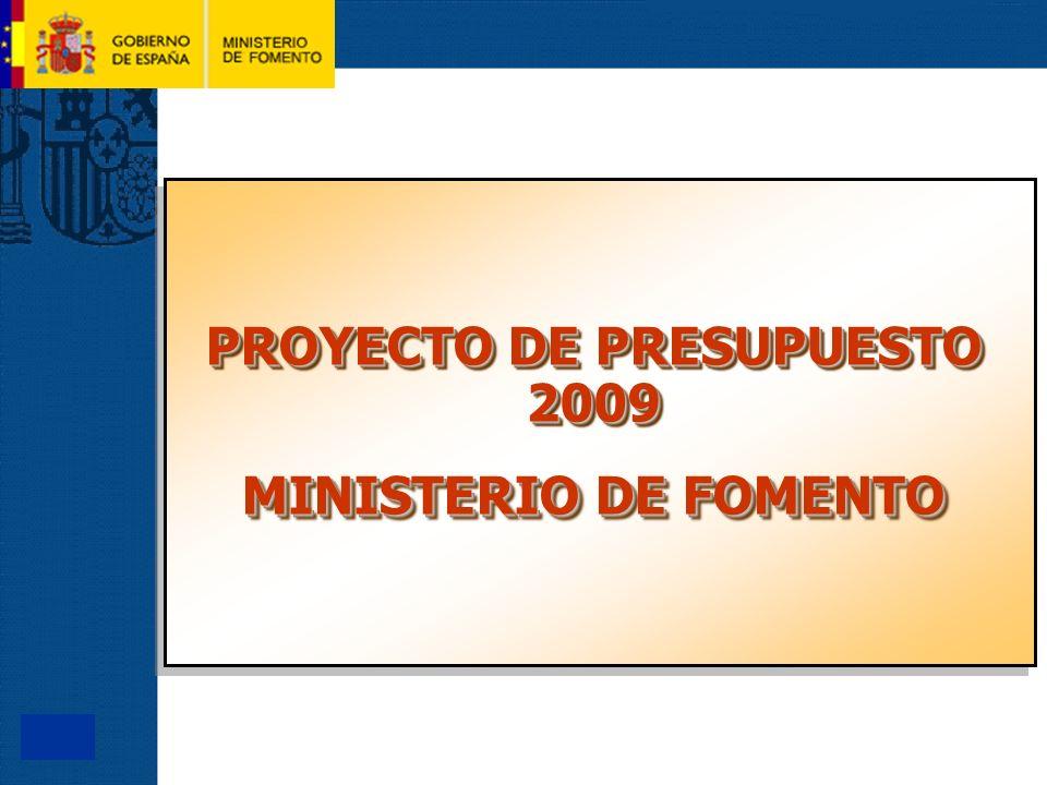 I. OBJETIVOS OBJETIVOS BÁSICOS DEL PRESUPUESTO 2009 Continuar con el
