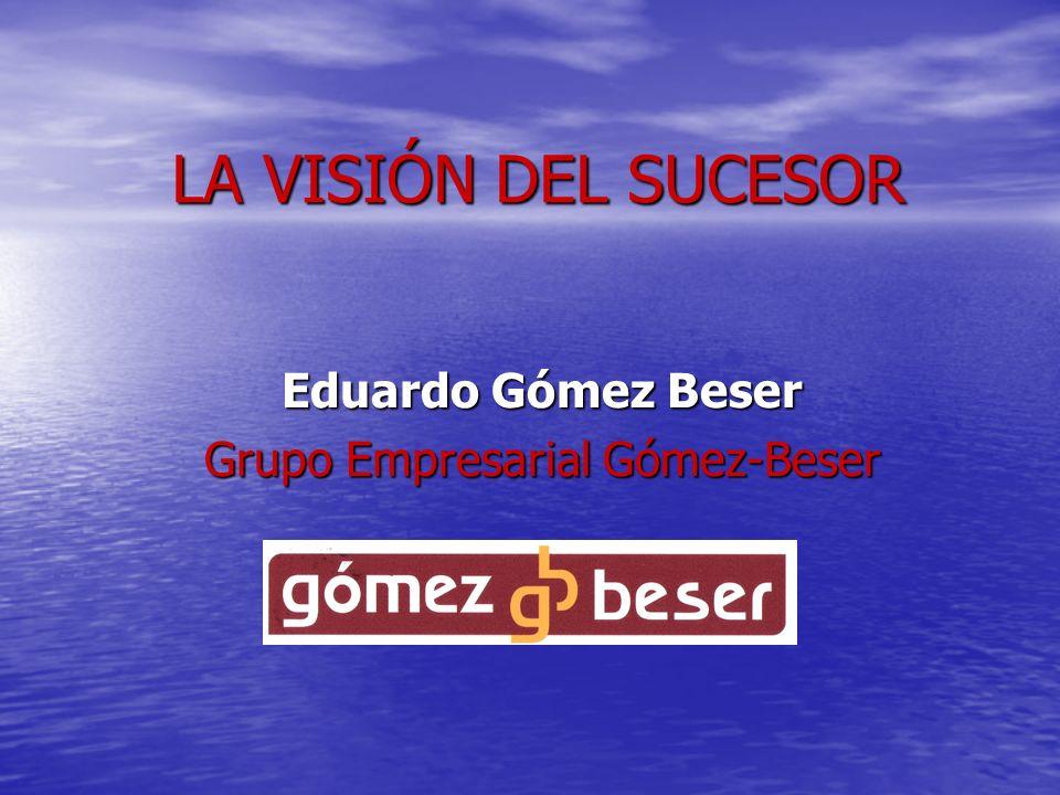 Eduardo Gómez Beser Grupo Empresarial Gómez-Beser