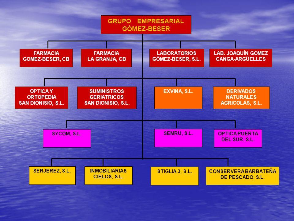 INMOBILIARIAS CIELOS, S.L. CONSERVERA BARBATEÑA DE PESCADO, S.L.