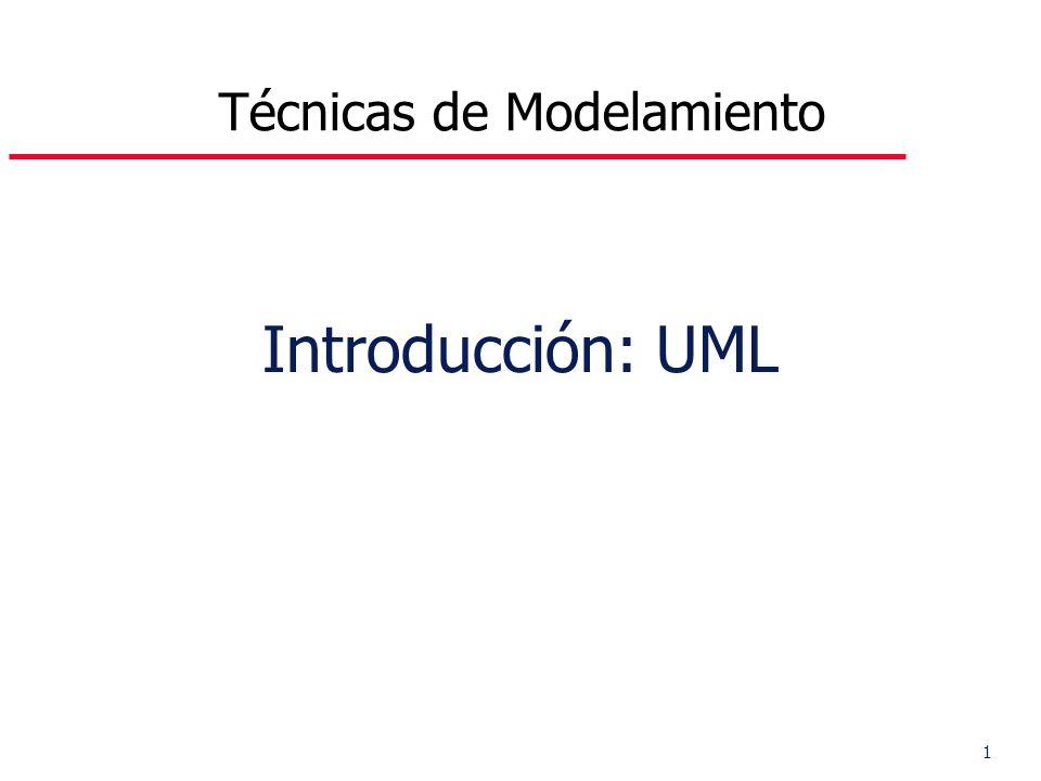 Técnicas de Modelamiento