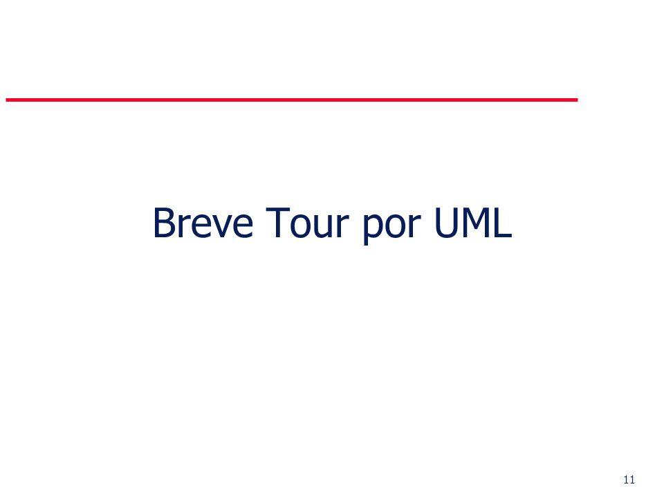 Breve Tour por UML