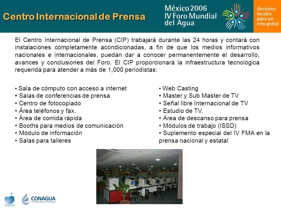 Centro Internacional de Prensa
