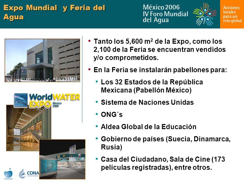 Expo Mundial y Feria del Agua