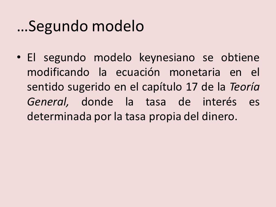…Segundo modelo