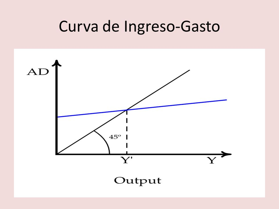 Curva de Ingreso-Gasto