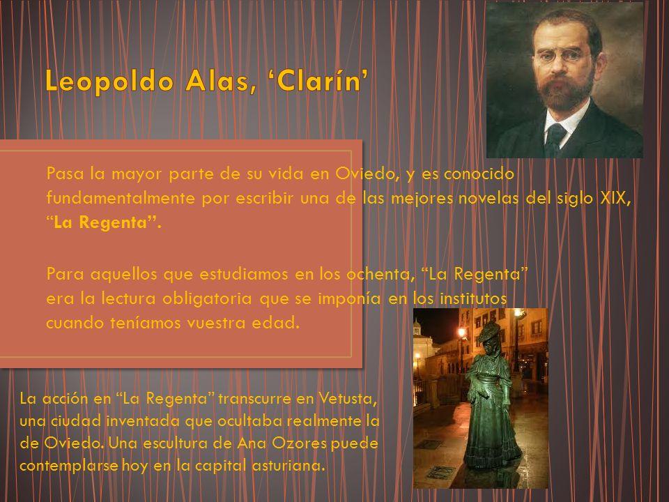 Leopoldo Alas, 'Clarín'