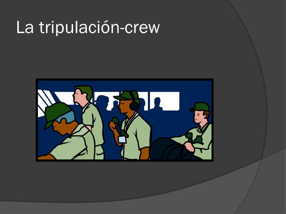 La tripulación-crew