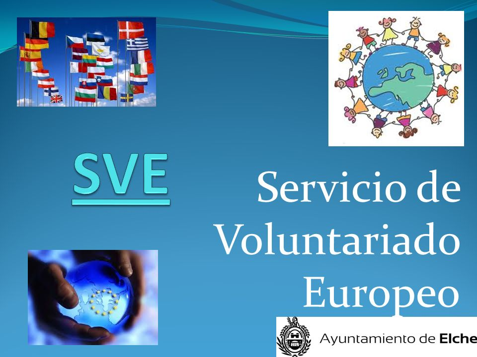 Servicio de Voluntariado Europeo