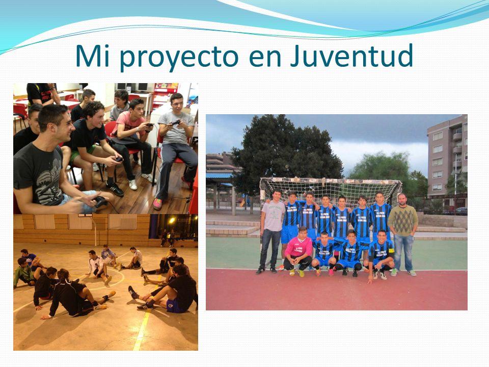 Mi proyecto en Juventud