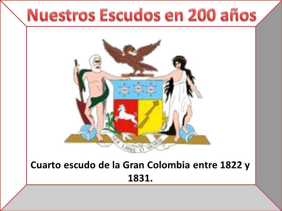 Nuestros Escudos en 200 años