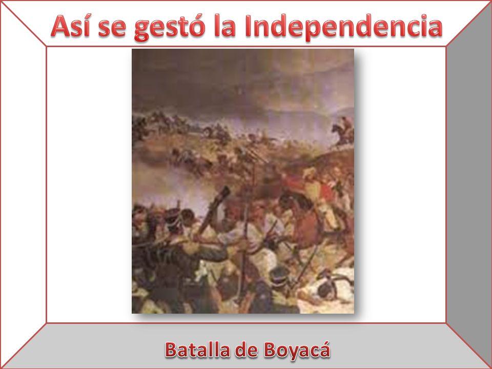 Así se gestó la Independencia