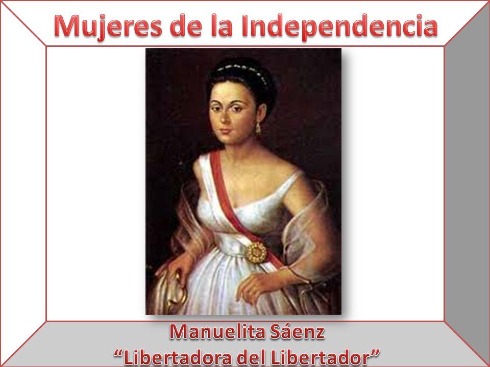 Mujeres de la Independencia Libertadora del Libertador