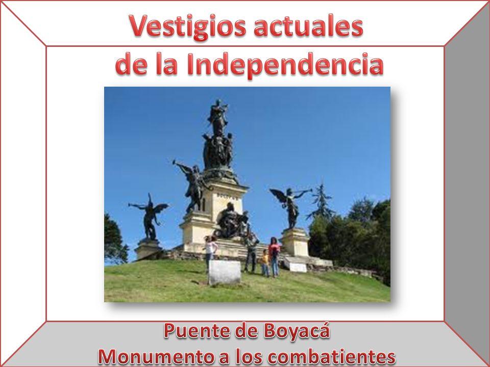 Monumento a los combatientes