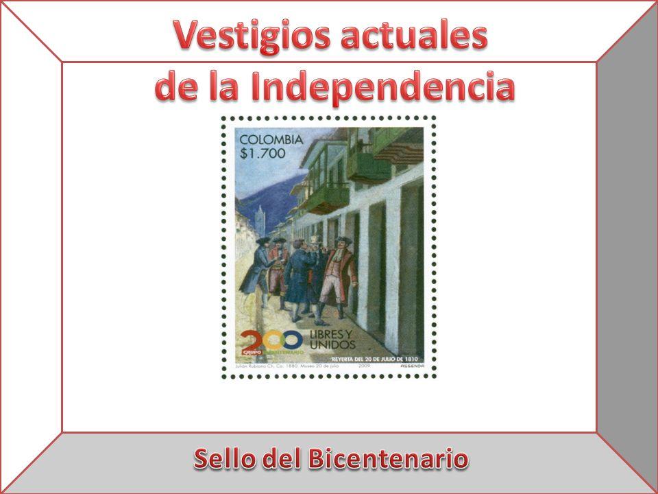 Sello del Bicentenario