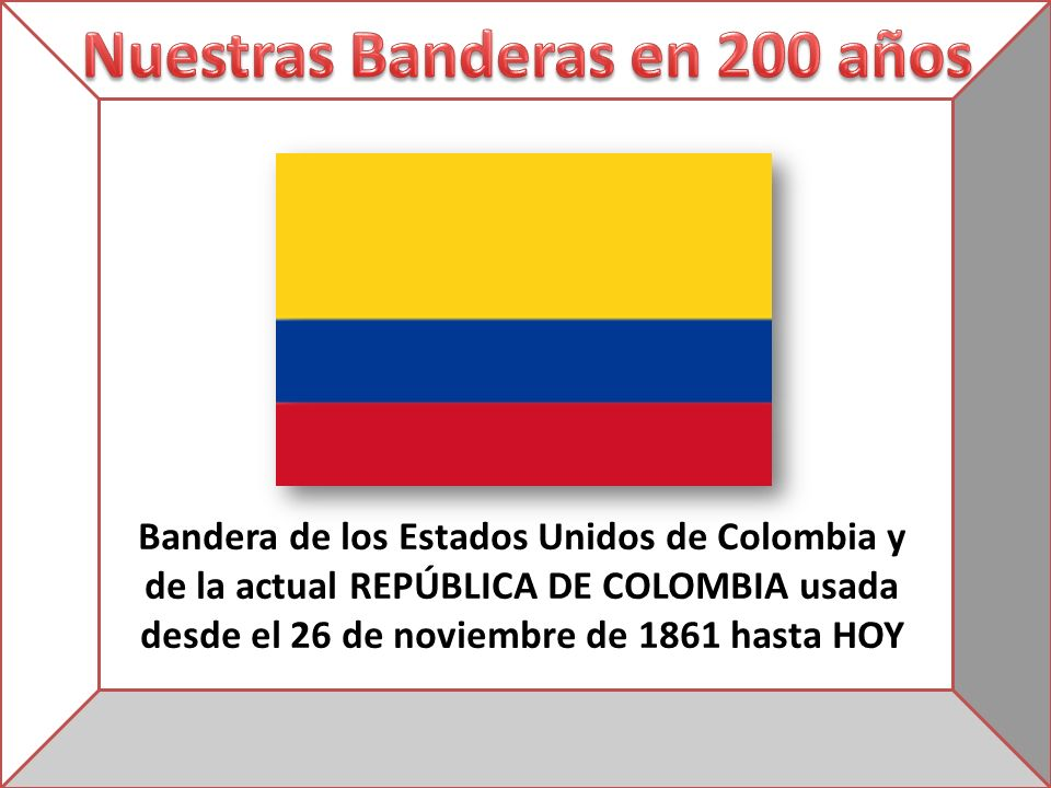Nuestras Banderas en 200 años