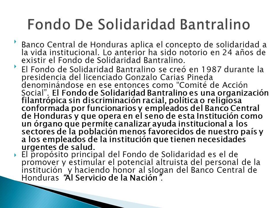 Fondo De Solidaridad Bantralino