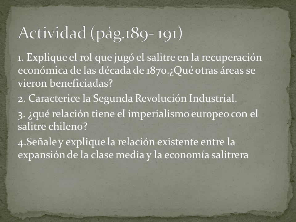 Actividad (pág.189- 191)