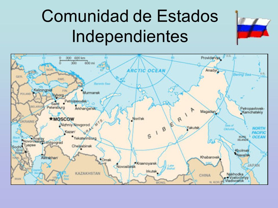 Comunidad de Estados Independientes